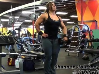 Shannon C Gym Muscle (full)