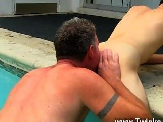Twink Movie Of Daddy Brett Obliges Of Course, After Sharing Some Oral And