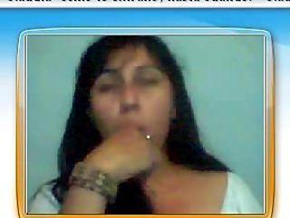 Isabel Argentina Me Muestra Tetas Por Web Cam Parte 5