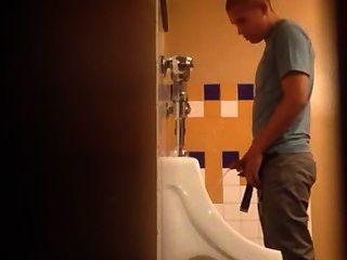 Urinal Spy !!!