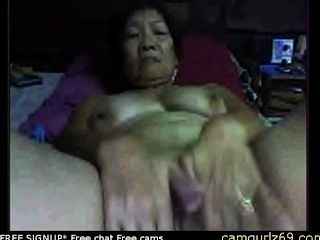 Amateur Asian Granny On Cam Voyeur Sex Cam Cam