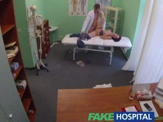 Fakehospital Doctor Gets Balls Deep With Bisexual Patient Whilst Boyfriend