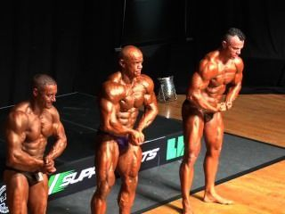 Musclebulls: Nabba Northern Ireland 2014