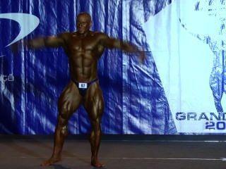 Musclebulls: Pro Nutrition Grand Prix 2014 +100kg International