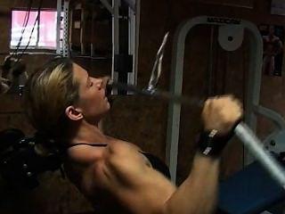 Rebeccaa Back Training