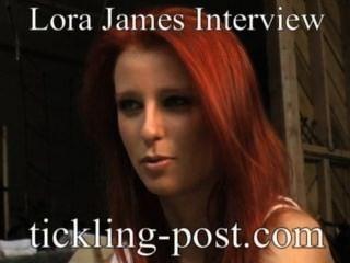 Lora James Interview Clip