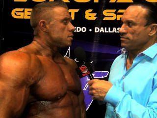 Musclebull Daniel: 2014 Ifbb Orlando Europa Show Of Champions