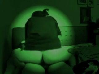Cgs - Hidden Cam Riding In The Dark