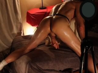 X-Let's Play While Dad's Away With Julia Ann