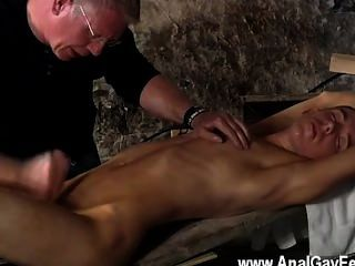 Gay Jocks British Lad Chad Chambers Is His Recent Victim, Restrained And