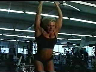 Joanna Thomas Musclebabe Training