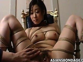 Japanese Girl Extreme Bondage And Dildo Fuck Japan-adult.com/pornh