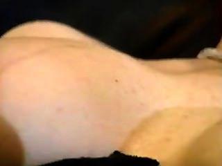 Sarah Jane Hamilton Fucks John Dough On The Couch