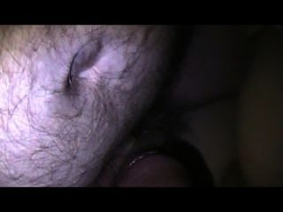 I Was Edging Too Long, So I Creampied Her Ass