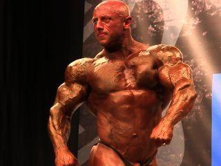 Roidgutted Muscledad Simon - Nabba Universe 2014