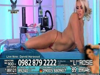 Danni _playboy Tv Chat_playboytv Chat_24-nov-2013_1