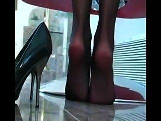 Classic Crissy Moran Feet Joi