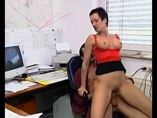 Susanna De Garcia: Fuck The Boss In The Office