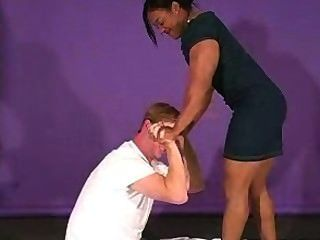 Female Test Of Strenght Wrestling