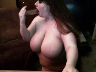 Unreal Huge Boobed Bbw Senna With Epic Hair
