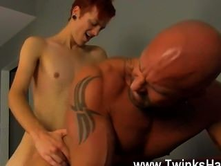 Gay Cock Jason Got Some Muscle Daddy Ass!