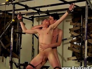 Gay Sex The Boy Is Just A Hole To Use