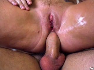 Live Gonzo Sophie Dee Beautiful Bbw Sex