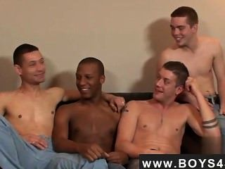 Hot Twink Scene Cody Domino Gets Rolled