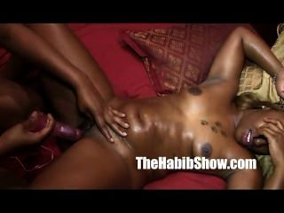 Lesbian Chocolate And Carmel Makin Luv