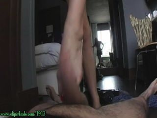 Randy Moore Sensual Cbt With Feet Part
