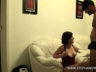 Slut Fucks Her Boss To Hope For Promotion On Stephaneprodx