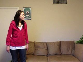 Backroom Casting - She Loves To Give Head
