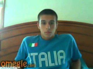 Tricked Straight Italian(see The Full Vid On Internationalwanker.com)