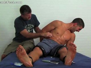 Muscled up bro screws a cutie pie Part 7 5