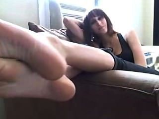 feet Lick my smelly
