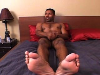 Almost Straight Going Black, Interracial Sex