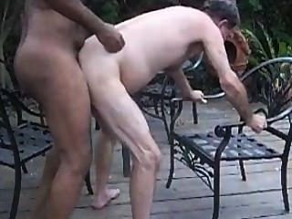 Gbm Fucks Mature White Guy Raw On Patio (gbmfksdhv01smll)