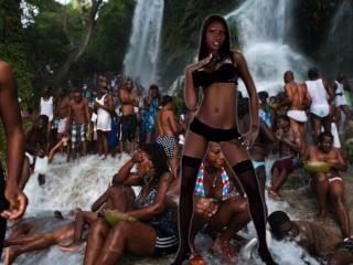 Haitian Striptease