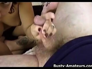 Busty Amateur Drew On Hot Pov