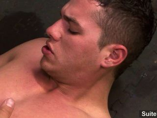 Amazing Gays Andrew Blue And Hunter Ford Fucking And Cumming Their Bodies