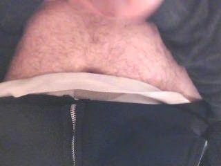 Boy In Panties Getting Off In The Work Restroom