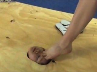 Foot Worship Asian Mistress