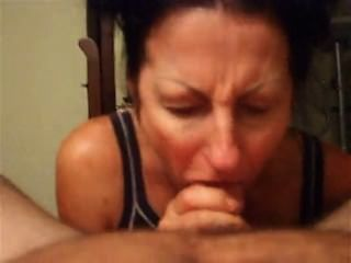 Wide Open Milf