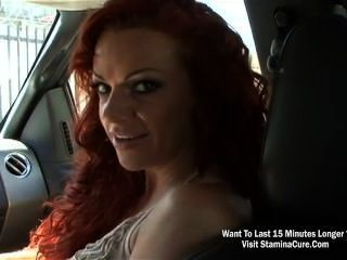 Redhead Shannon Kelly Doing Fuck Outdoor