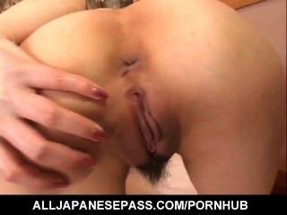 Strong Pleasures For Milf, Akari Hosino