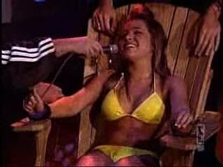 Miss Teen Usa Tickle