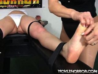 Asian Spread And Tickled