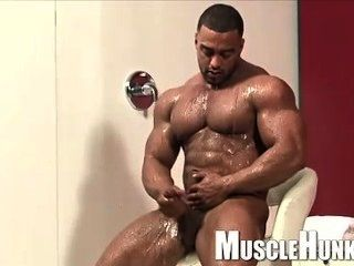 A hunk dude intensely banged big round ass of 7