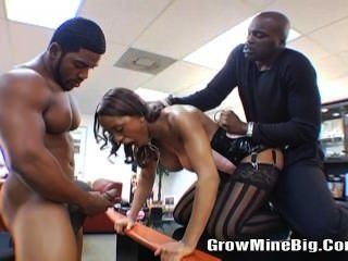 Ebony Ayana Angel Ass Fuck By Bigcock