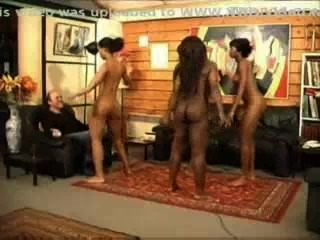 Black Girls Naked Dance